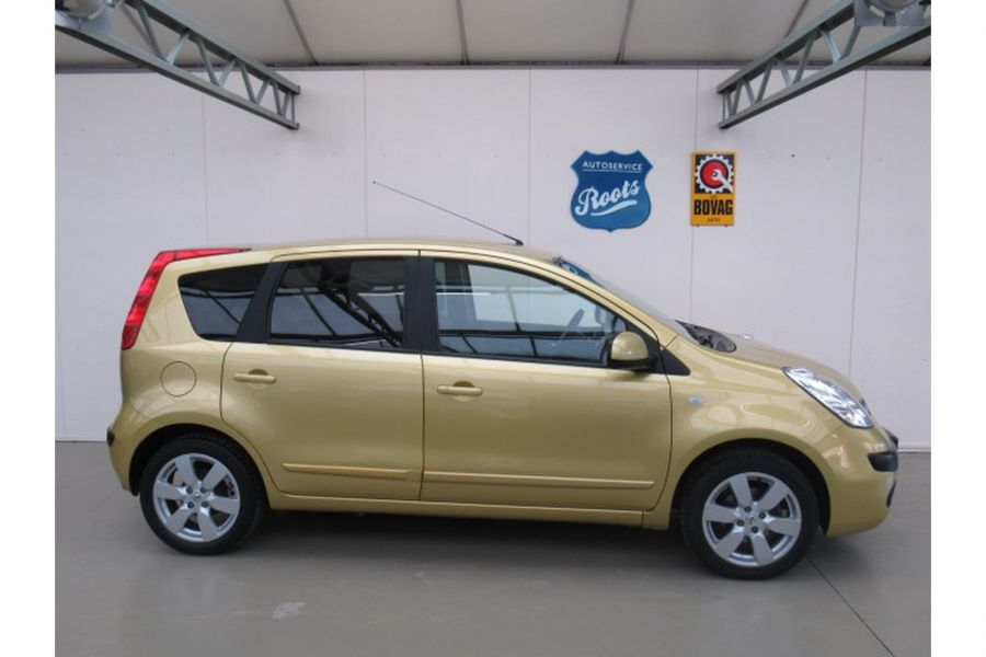 Nissan Note 1.6 First Note