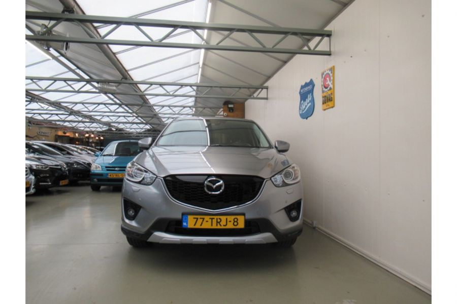 Mazda CX-5 2.0 TS+ Lease Pack 2WD